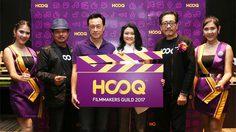 ใครฝันอยากทำภาพยนตร์ซีรีส์ โอกาสดี ๆ มาถึงแล้ว ในโครงการ HOOQ Filmmakers Guild