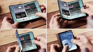 ซัมซุงเริ่มผลิตหน้าจอ OLED พับได้สำหรับ Samsung X เปิดตัว 2019
