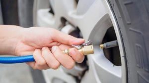 เติม ลมยาง เท่าไหร่ ให้เหมาะกับ รถยนต์ ในแต่ละประเภท