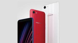 ออปโป้ เปิตตัว Oppo A1 ในจีน สมาร์ทโฟนราคาประหยัดมีสแกนใบหน้า