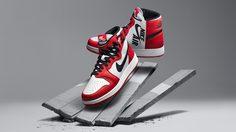 Nike เตรียมเปิดตัว Air Jordan 1 Rebel Chicago เวอร์ชั่นที่หลายคนต้องอ้าปากค้าง!!