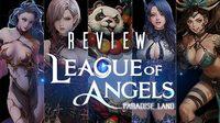 รีวิว League of Angels Paradise Land RPG นางฟ้าสุดอึ๋ม