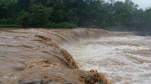 น้ำตก, น้ำตกสกุโณทยาน, น้ำป่า, น้ำท่วม, ข่าวจังหวัดพิษณุโลก
