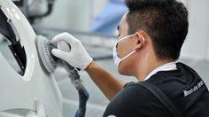 Benz TCC ทุ่ม 130 ล้านเปิด MB Certified Body & Paint Centre อุบลราชธานี