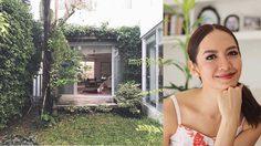 น่าอยู่มาก! ส่อง บ้านเต๋า สโรชา วาทิตตพันธ์ นางเอกยุค 90 กับทุกมุมสวยของบ้าน