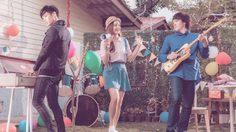 แหนม-เอก-อิ้งค์ ส่ง เพลงรักเพลงแรก เปิดตัว Music Move Entertainment