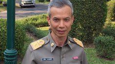เด้ง พันตำรวจโท พงศ์พร พ้น ผอ.สำนักพุทธฯ