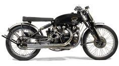 1951 Vincent Black Lightning มอเตอร์ไซค์ ที่มีมูลค่าแพงที่สุดในโลก