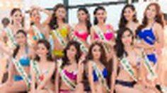 น้ำเพชร หลุดโผ! 12 สาวงาม Miss International Thailand 2015