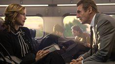 หรือจะเป็นการเดินทางครั้งสุดท้าย! เลียม นีสัน ต้องปฏิบัติภารกิจบนรถไฟ ในตัวอย่างแรก The Commuter