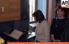 จอร์เจีย เปิดพิพิธภัณฑ์หนังสือโบราณหายาก