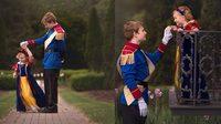 พี่ชายที่แสนดี เซอร์ไพร์สน้องสาววัย 5 ขวบ ด้วยลุค เจ้าชายชาร์มมิ่ง ดูแล้วอบอุ่นหัวใจ