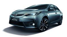 Toyota เสริมทัพ Corolla Altis รุ่น 1.8S ใหม่ และรุ่น 1.8V พร้อม T-Connect Telematics