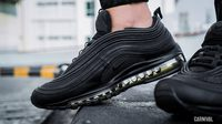 Nike Air Max 97 Premium Black & Metallic Gold สีดำ-ทอง เข้าไทยแล้ว