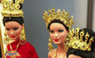 """""""หุ่นกระบอก"""" สินค้าไทยโดนใจต่างชาติ"""
