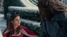 โปสเตอร์ตัวละครจาก Beauty and the Beast เคลื่อนไหวอย่างงดงามราวเวทมนตร์