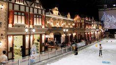 ชวนมาสัมผัสหิมะกลางกรุง Snow Town เกตเวย์ เอกมัย