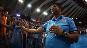 อำลา โค้ชอ๊อด ชายผู้สร้างความน่ามหัศจรรย์ให้กับทีมตบลูกยางสาวไทย