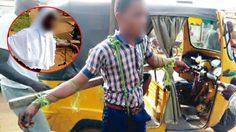 คุณครูทำโทษ นักเรียน มาโรงเรียนสาย โดนจับขึงกับไม้กางเขน และฟาดไม่ยั้ง