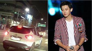 ชานยอล EXO ปี๊ดแตก! หลังเจอแฟนคลับขับรถตามติด!