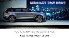 "Land Rover ส่งโปรโมชั่นรับลมหนาวกับ ""Land Rover Midnight Test Drive"""