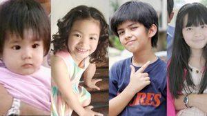 4 ดาราเด็ก ที่เคยร่วมแสดงกับหนุ่มปอ ทฤษฎี สหวงษ์