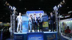 ฟิล์ม ลามิน่า ฟิล์มกรองแสง รายแรกและรายเดียวในประเทศไทย ที่ได้รับมาตรฐาน  U.S. Energy Star และฟิล์มประหยัดพลังงานเบอร์ 5