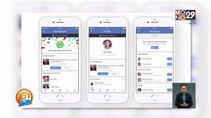 "Facebook เปิดตัวแอพ ""Messenger Kids"" ให้เด็กๆ ส่งข้อความถึงผู้ปกครองและเพื่อน"