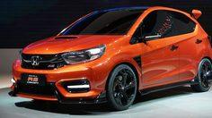 Honda Small RS Concept รถต้นแบบไซส์จิ๋ว