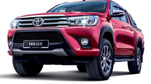 Toyota มาเลเซียปรับอุปกรณ์ รถกระบะ Hilux พร้อมทางเลือกเครื่องยนต์ดีเซล 2 ขนาด