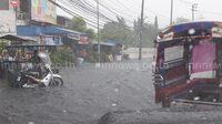 """ประกาศเตือนฉบับที่ 21 พายุโซนร้อน """"เซินกา"""" มีผลกระทบถึงวันนี้ 28 ก.ค."""