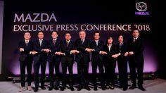 ยอดขาย Mazda ทะยานแรงทุบสถิติสูงสุด ดันคนไทยขึ้นนั่งแท่นบริหารขับเคลื่อนธุรกิจ