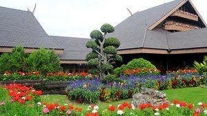 เที่ยวดอยตุง ชมพระตำหนักและสวนแม่ฟ้าหลวง