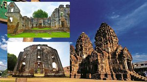 เที่ยวลพบุรี เยือน 5 แลนด์มาร์ค เมืองละโว้ ยุคทองของสมเด็จพระนารายณ์