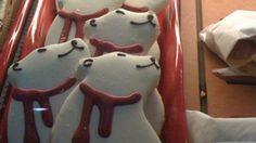 เล่นตลกกับซานต้าคลอสด้วยคุ้กกี้หมีขาวสยองขวัญ