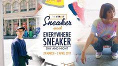 """ไอด้า ไอรดา-บู้ เสลอ ชวนมาอัพเดทเทรนด์สนีกเกอร์ ที่งาน """"The Street Sneaker Week"""""""