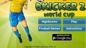 เกมส์ยิงลูกโทษ Dkicker 2 World Cup สุดมันส์