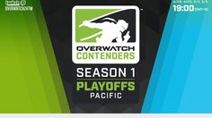 Overwatch Contenders Pacific SS1 รอบ Playoffs กำลังจะเริ่มแล้ว!