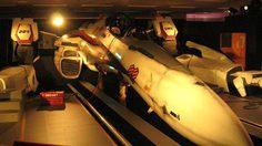 ได้เป็นนักบิน Valkyrie ในนิทรรศการ Macross : The Museum