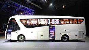 เปิดตัว Volvo Chassis B8R ใหม่ พร้อมเครื่องยนต์ใหม่ 330 แรงม้า ที่ประเทศไทย