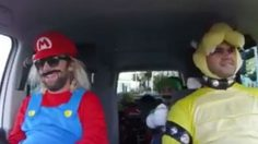 จะทำอย่างไร เมื่อแก็งค์ Mario Kart ซิ่งแข่งรถกันในห้างยกแก๊งค์