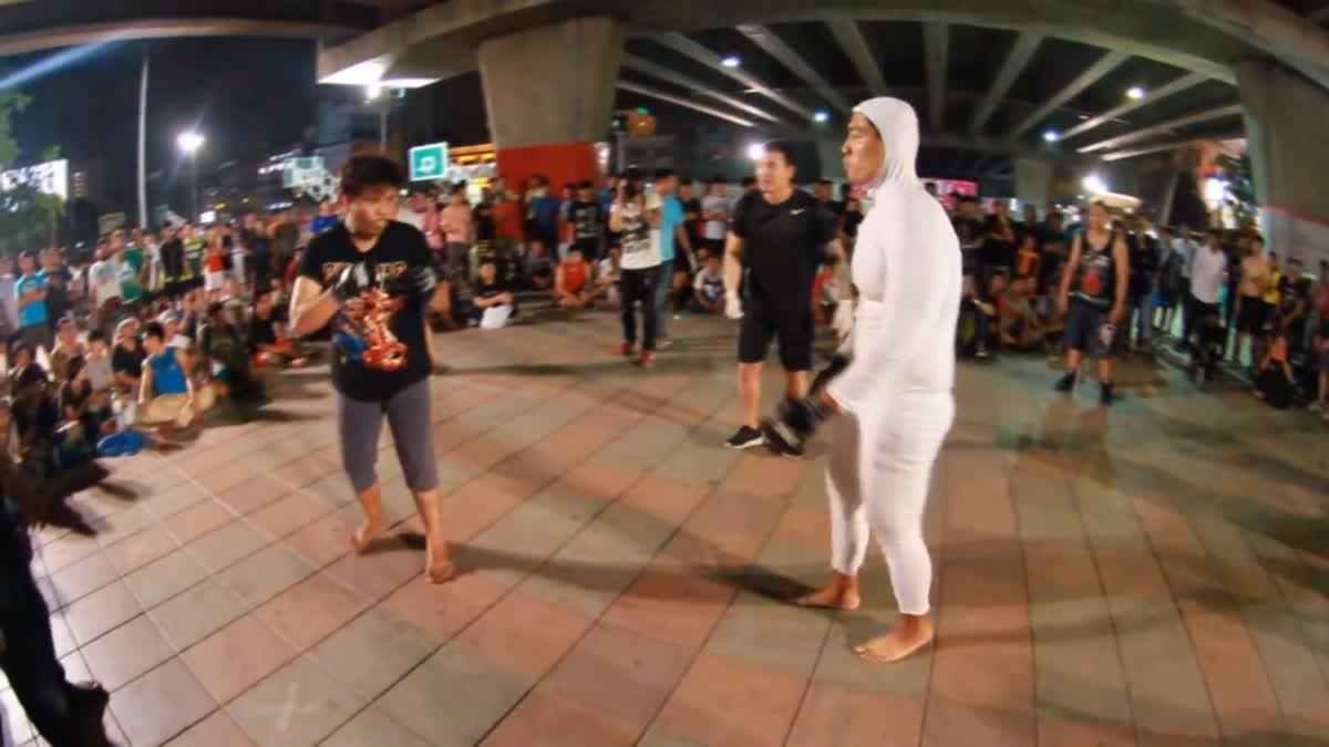 Fight Club Thailand เน x อาท คู่ที่ 85