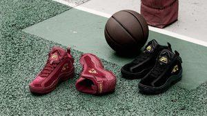 """Kinetics x FILA 96 GL """"Velour"""" Pack รองเท้าผ้าใบที่ผลิตขึ้นมาจากผ้าฝ้าย สวยงาม และลงตัว"""