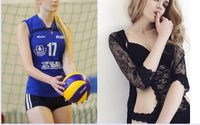 Alisa Manyonok นางฟ้านักวอลเล่ย์บอลดีกรี Top Model