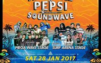 SOUNDWAVE HIP HOP FESTIVAL  ปาร์ตี้สุดมันส์ กลางสวนน้ำ ครั้งแรกของเมืองไทย