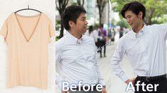 หัวนมตั้งทะลุเสื้อ ของผู้ชายจะหมดไปกับเสื้อซ่อนหัวนมสำหรับผู้ชายโดยเฉพาะ