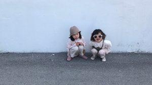 แจกความสดใส สองพี่น้องเกาหลีสุดน่ารัก แล้วคุณจะอยากมี ลูกสาว ขึ้นมาในทันที