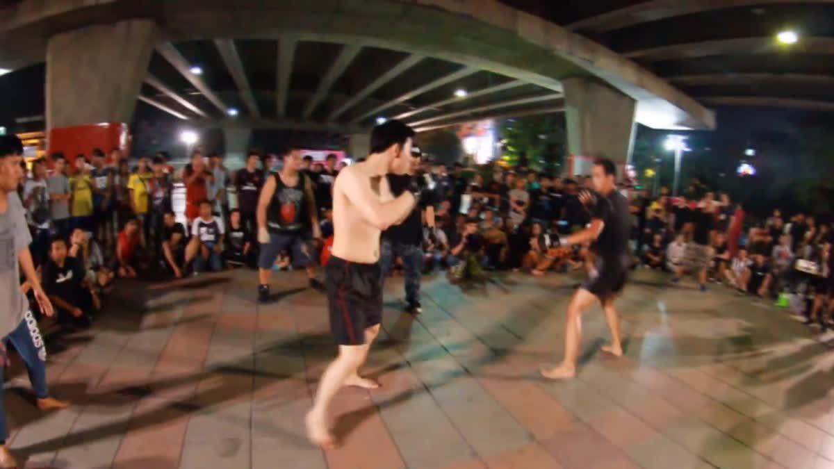 Fight Club Thailand อ๋อง x ตี๋ คู่ที่ 76