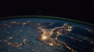 หาชมยาก!! ครบรอบ15ปี สถานีอวกาศ เผยภาพจากนอกโลก งดงามเหนือบรรยาย