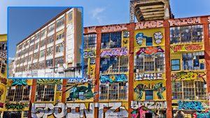 เจ้าของตึกต้องจ่ายเงินให้ศิลปิน กราฟฟิตี้ กว่า 200 ล้านบาท เพราะดันไปทาสีขาวทับซะเกลี้ยง